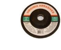 VIRGINIA ABRASIVES 424-58104 4x1/8x5/8 Conc Wheel [並行輸入品]