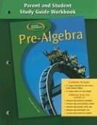 Pre-Algebra, Parent and Student Study Guide Workbook (Glencoe Mathematics)
