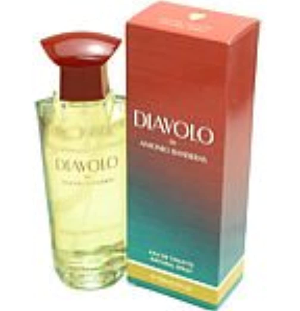 始める軽減する表現Diavolo (ディアボロ) 3.4 oz (100ml) EDT Spray by Antonio Banderas for Men