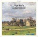 ブルッフ:弦楽四重奏曲 第1番ハ短調Op.9/同第2番ホ長調Op.10 (String Quartets Nos. 1 & 2)