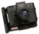Polaroid HOLGA120N カメラセットIII (ホットシュー付/フラッシュなし)