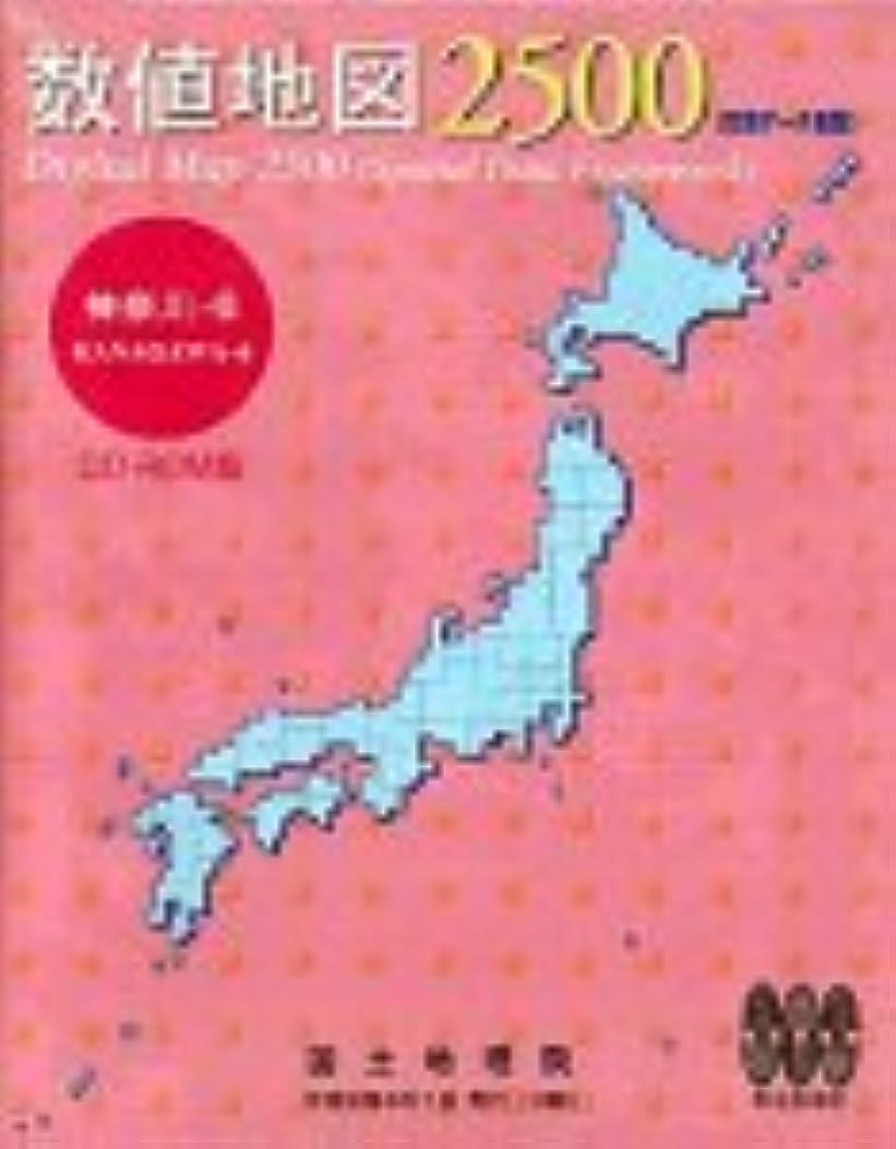 調べる手のひら株式数値地図 2500 (空間データ基盤) 神奈川-6