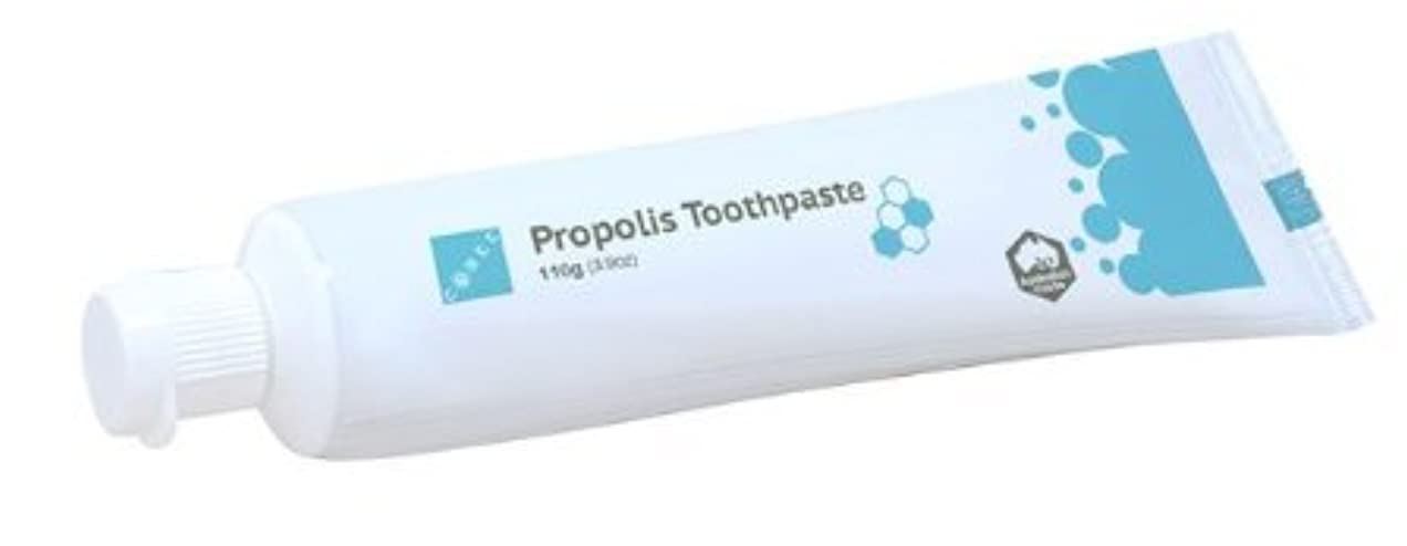 抵抗する仕方気楽なCOBEE コビープロポリス薬用歯磨き粉 (110g) 3本 コアラバス オーストラリア産 フッ素配合/研磨剤不使用