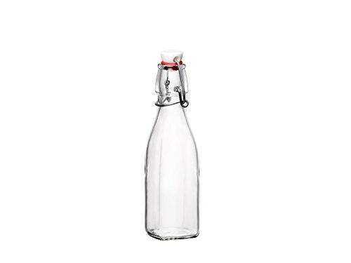 Bormioli Rocco(ボルミオリ・ロッコ) スイング ボトル 0.25L 3.14730(03602) イタリア RBR5101