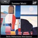 Summer Music Op 31 / Carter: Woodwind Qntet / Etc