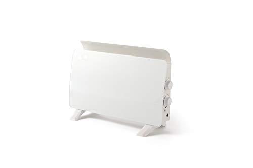 薄型 ガラス パネルヒーター ホワイト セラミックヒーター ...
