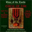 Circle of Fire - A Hanukah Concert