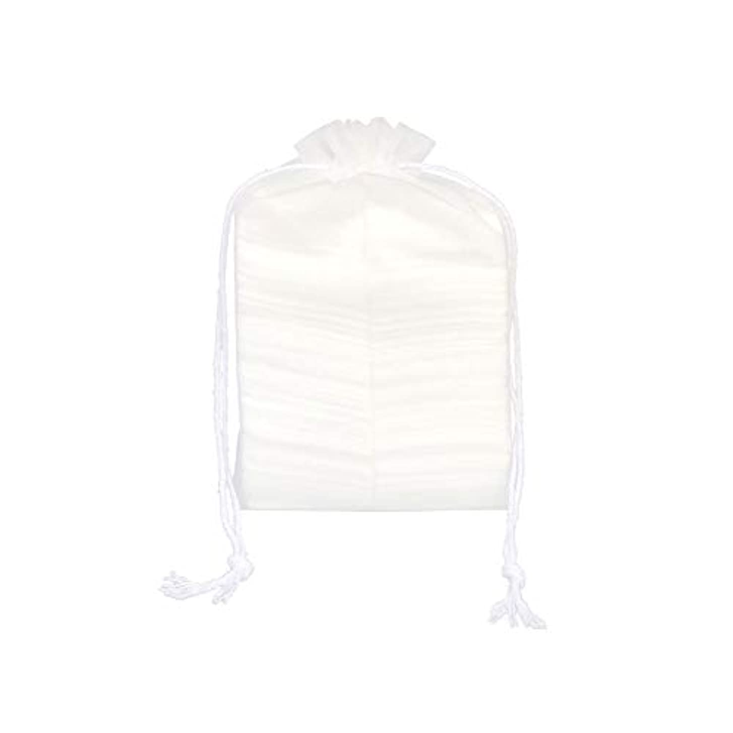 北米連続した急速な200平方綿の品質の綿のシート除去ソフト節水柔らかい綿のメイクツール