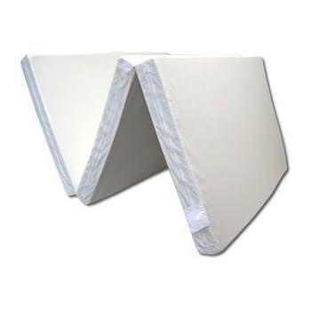【国産】超軽量・高通気の凸凹高反発マットシングル三つ折タイプなんと14,800円
