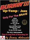 Vol.61 Burnin' Up Tempo Jazz Standards