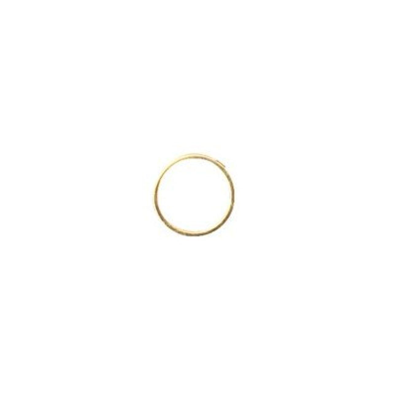 なぜ円形の倍増シャレドワミュゼ BLC ブローチ ラウンド 5×5mm ゴールド 10p