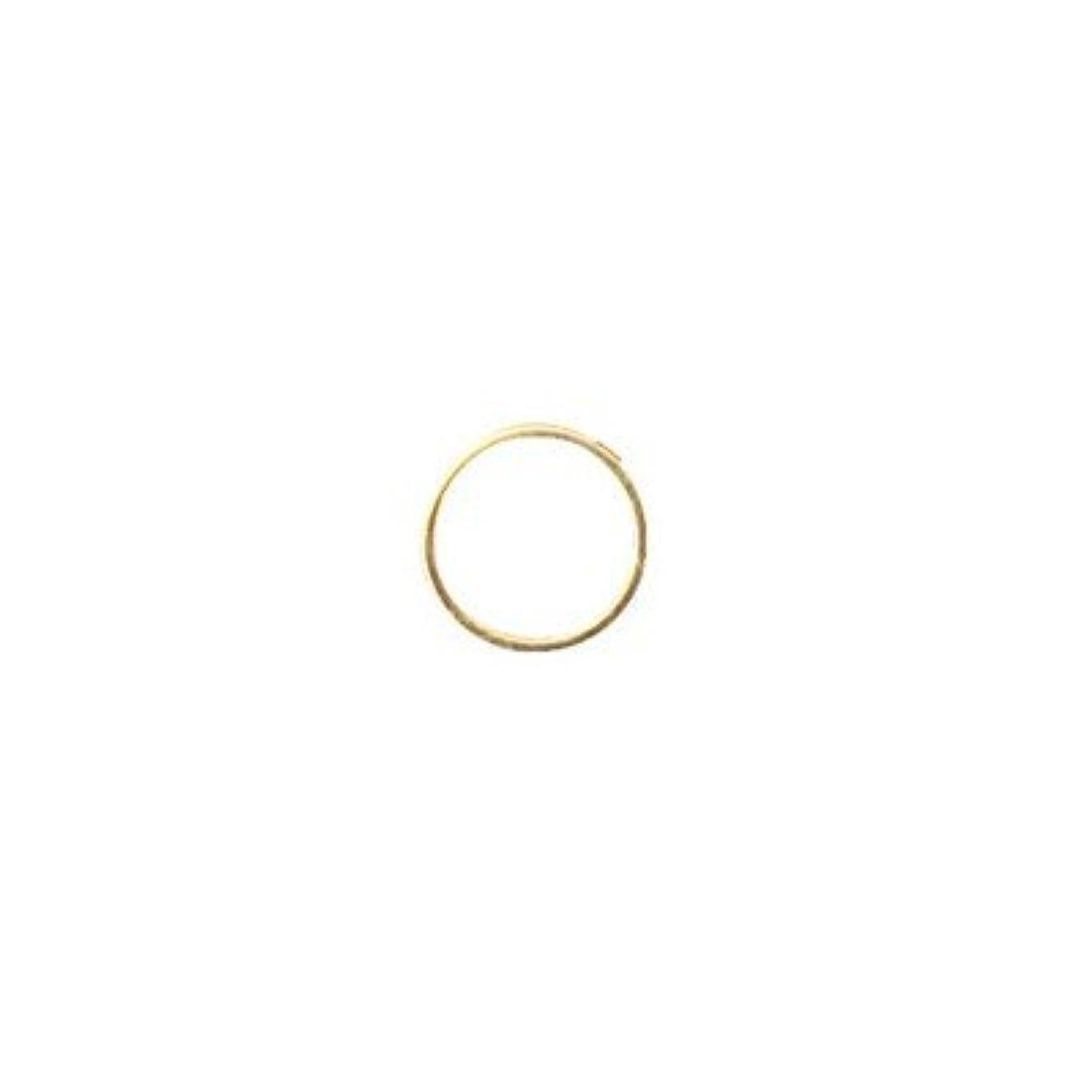 シャレドワミュゼ BLC ブローチ ラウンド 7×7mm ゴールド 6P