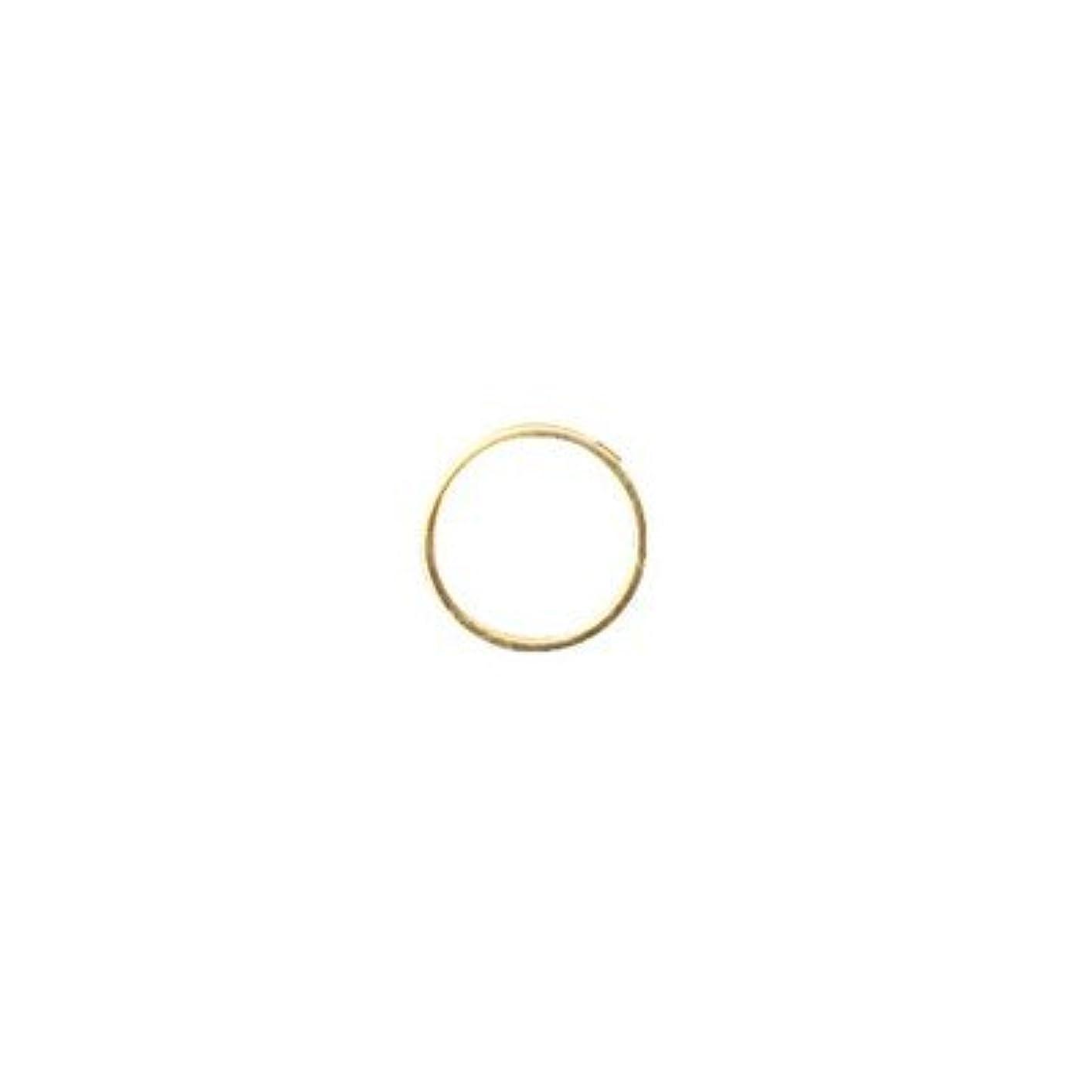 ガイドラインビーム前文シャレドワミュゼ BLC ブローチ ラウンド 7×7mm ゴールド 6P