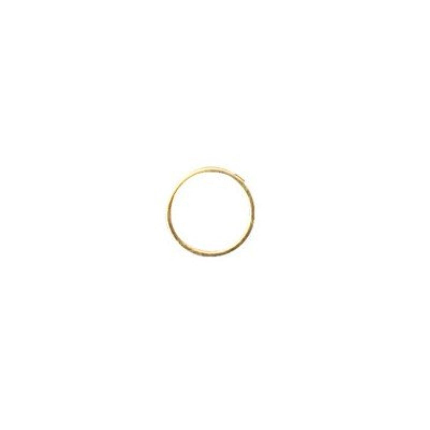 フレットウェーハ固執シャレドワミュゼ BLC ブローチ ラウンド 5×5mm ゴールド 10p