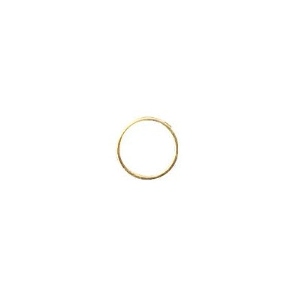 自宅でパッチ法令シャレドワミュゼ BLC ブローチ ラウンド 7×7mm ゴールド 6P