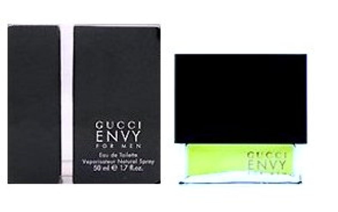 グッチ エンヴィフォーメン EDT SP 50ml GUCCI ENVY for men [並行輸入品]