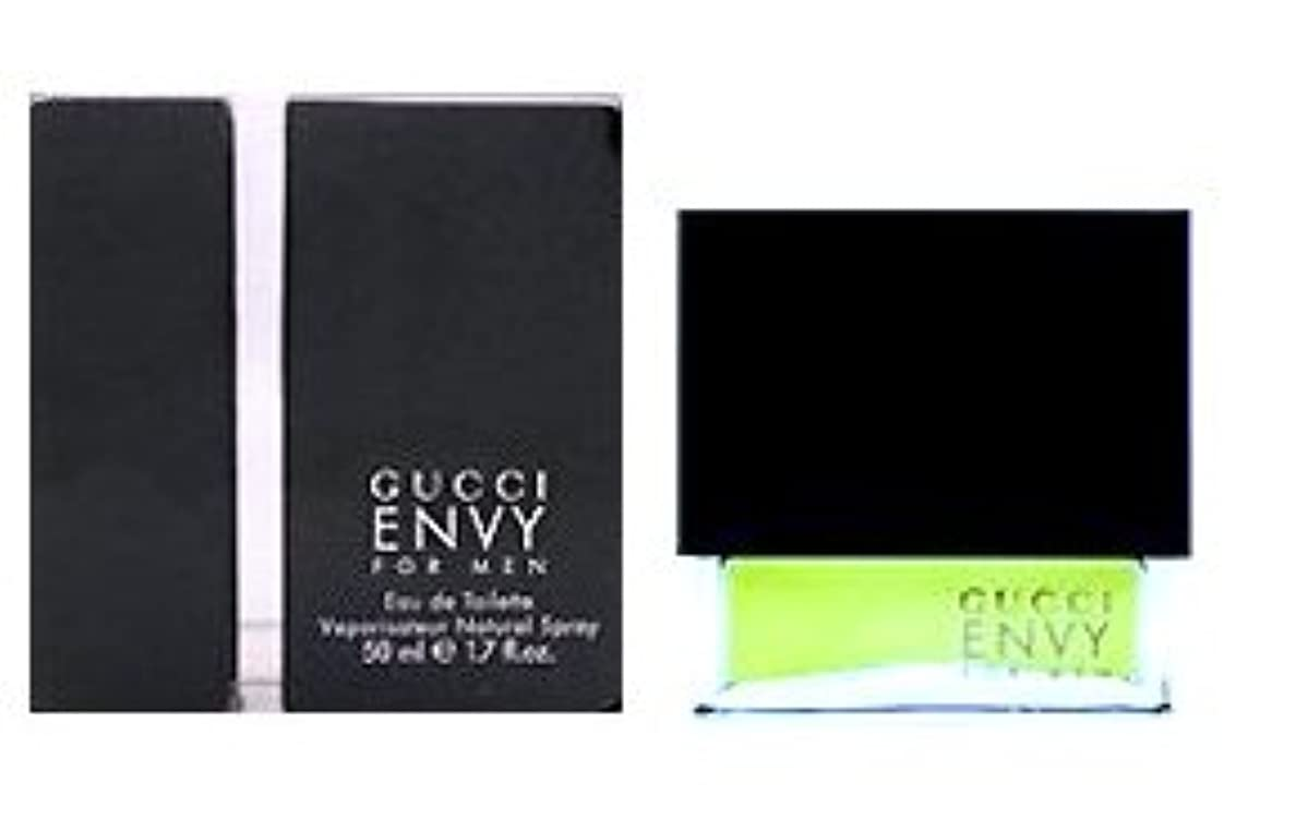 請求書マイナー緑グッチ エンヴィフォーメン EDT SP 50ml GUCCI ENVY for men [並行輸入品]