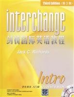 Interchange Intro Student's Book with Audio CD China Edition
