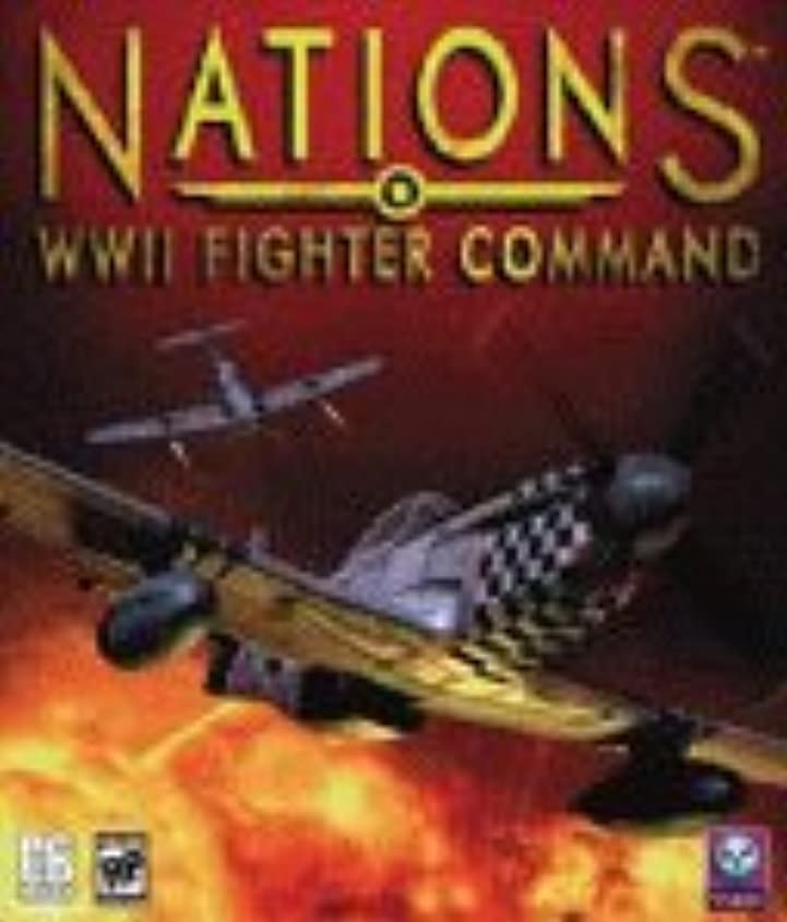 Nations: WWII Fighter Command (輸入版)