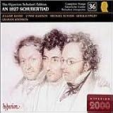 Complete Songs 36: 1827 Schubertiad