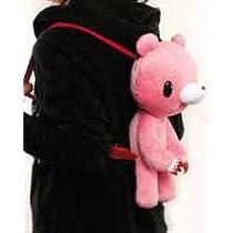 チャックスGP 背グル~ミ~リュック(後頭部IN)ピンク