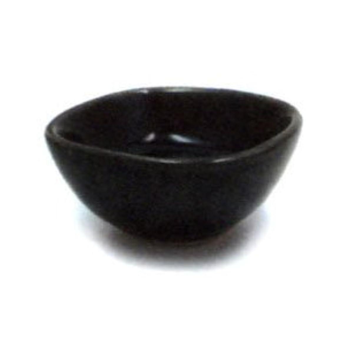 一致する形時系列響き香台 鉢 ブラック