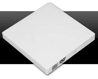 ポータブル USB接続 DVDドライブ 外付け バスパワー ...