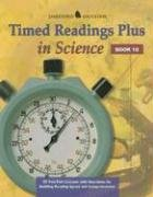 Timed Readings Plus Science  Book 10: 25 Two-Part Lessons with Questions for Building Reading Speed and Comprehension (JT: READING RATE & FLUENCY)