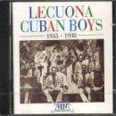 Lecuona Cuban Boys 1935