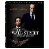 Wall Street Money Never Sleeps Collector's Edition (Blu-Ray + Digital Copy) 2010