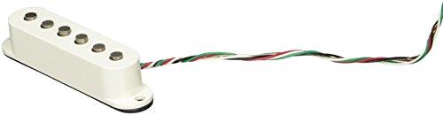 ディマジオ エレキギター用ピックアップ (ホワイト) シングルコイルDiMarzio Hum Canceling Strat HS-3 DP117 BK DP117-WH