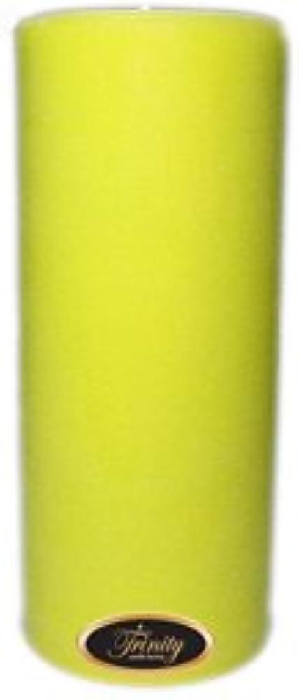 肥料帆未接続Trinity Candle工場 – レモングラス – Pillar Candle – 4 x 9