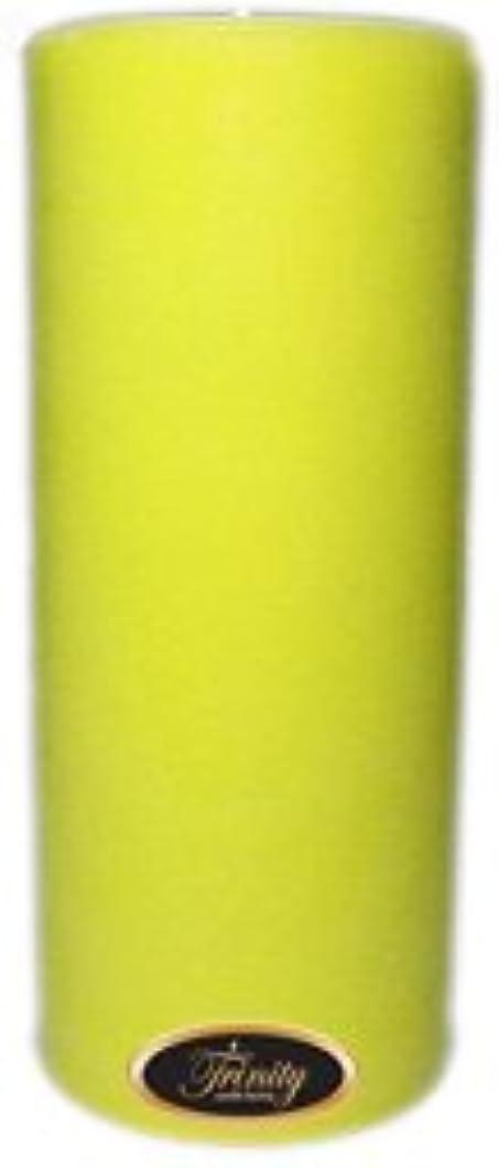ライン名前を作る起点Trinity Candle工場 – レモングラス – Pillar Candle – 4 x 9