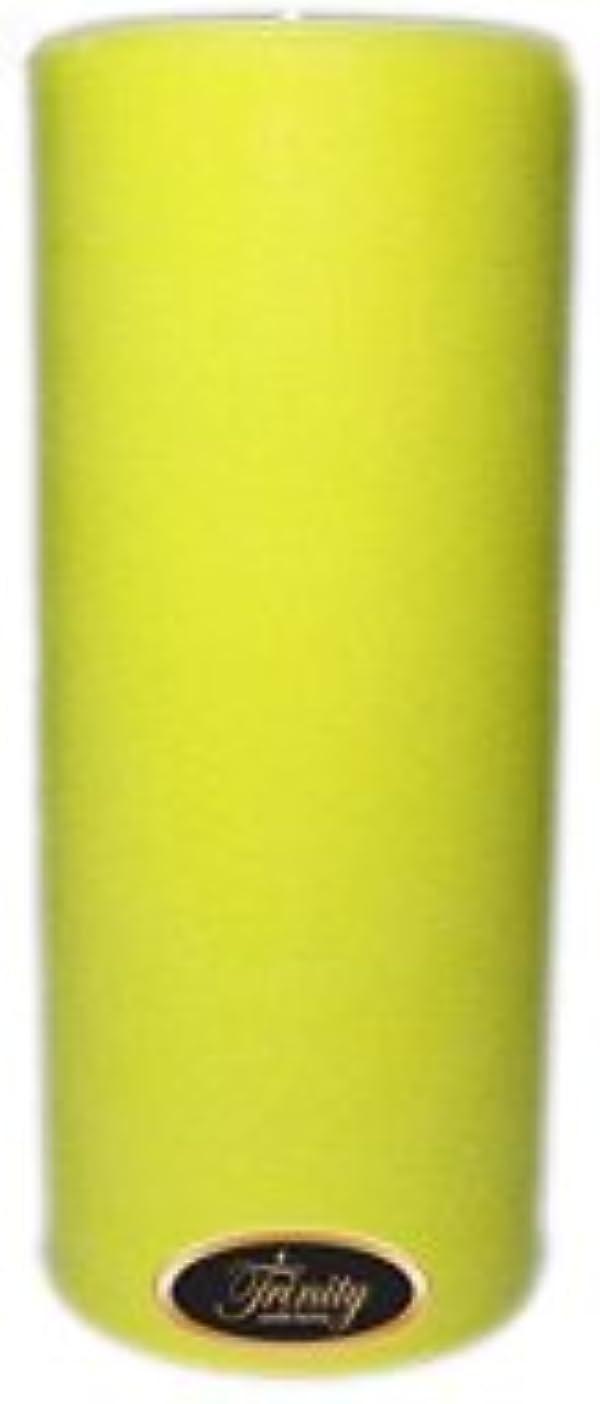 知り合いスポークスマン待ってTrinity Candle工場 – レモングラス – Pillar Candle – 4 x 9