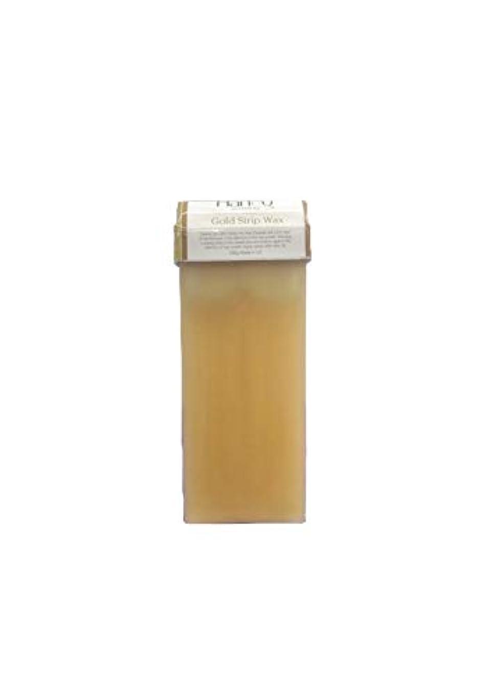 乳製品悲しむ敬セルフゴールドワックス(100g) ブラジリアンワックス