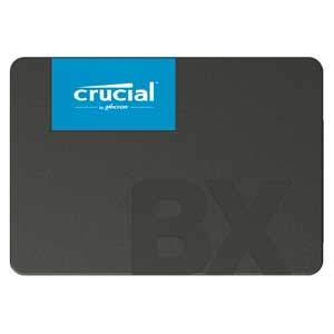 Crucial SSD 内蔵2.5インチ SATA接続 BX500 シリーズ 480GB 国内正規代理店品 CT480BX500SSD1JP