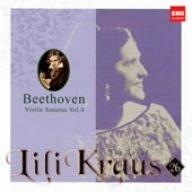 リリー・クラウスの芸術 26, ベートーヴェン: ヴァイオリン・ソナタ 第4集