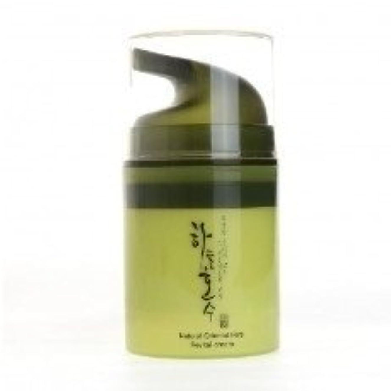 求める事民兵Skylake Natural Oriental Herb Revital Cream ハヌルホス ナチュラルオリエンタル ハーブリバイタルクリーム [並行輸入品]