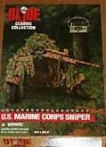 Gi Joe 1997 Limited Edition U S Marine Corps Sniper African American Black [並行輸入品]