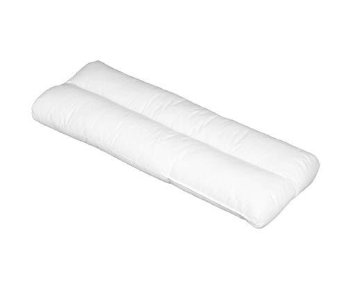 ノルディックスリープ(NORDIC SLEEP) 脚用枕 [ニーアンクル] 抱き枕 まくら 膝枕 (ノンアレルギー) 専用カバー付 (64×29cm)