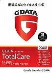 G DATA トータルケア2008 3ユーザー