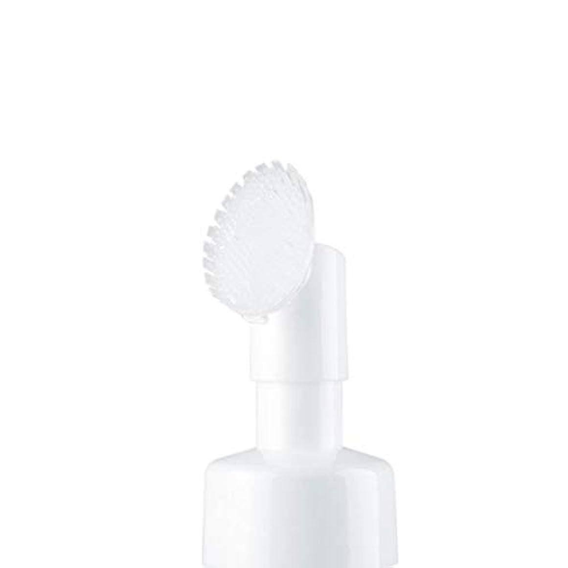 そこ移行良さXiton 泡ボトル 泡ポンプボトル 押すだけで泡が出る 安定感のある 詰め替え 詰替 泡ハンドソープ 全身石鹸 ボディソープ 洗顔フォーム ブラシ付き 150ML (ブルー)