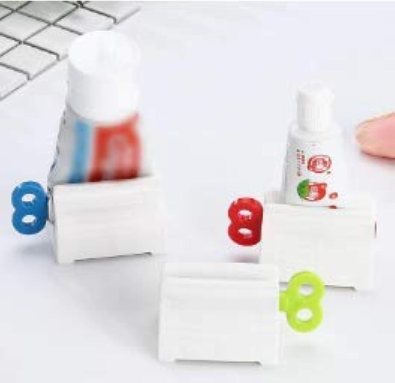 無礼に穿孔する汚染する多機能歯磨き粉スクイーズフェイシャルクレンザースクイーズ手動歯磨き粉クリップクリーニング用品歯磨き粉コンパニオンスクイーザー Multi-Function Toothpaste Squeeze Facial Cleanser Squeeze Manual Toothpaste Clip Cleaning Supplies Toothpaste Companion Squeezer