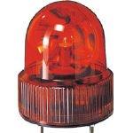 パトライト 小型回転灯 Φ118 赤 SKH-110A-R