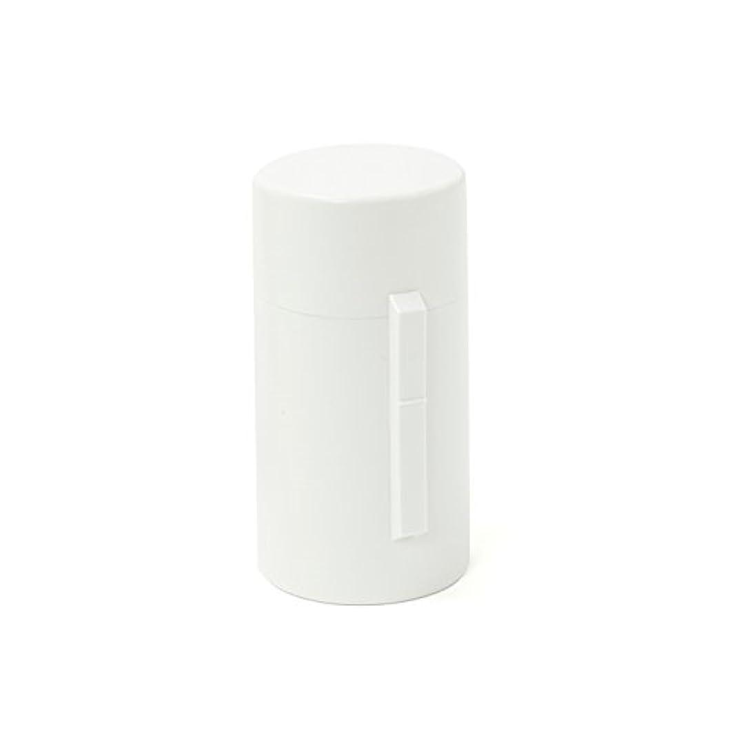 ウェブベギンパッド電池式香炉 ひとたき香炉 こづつ 白