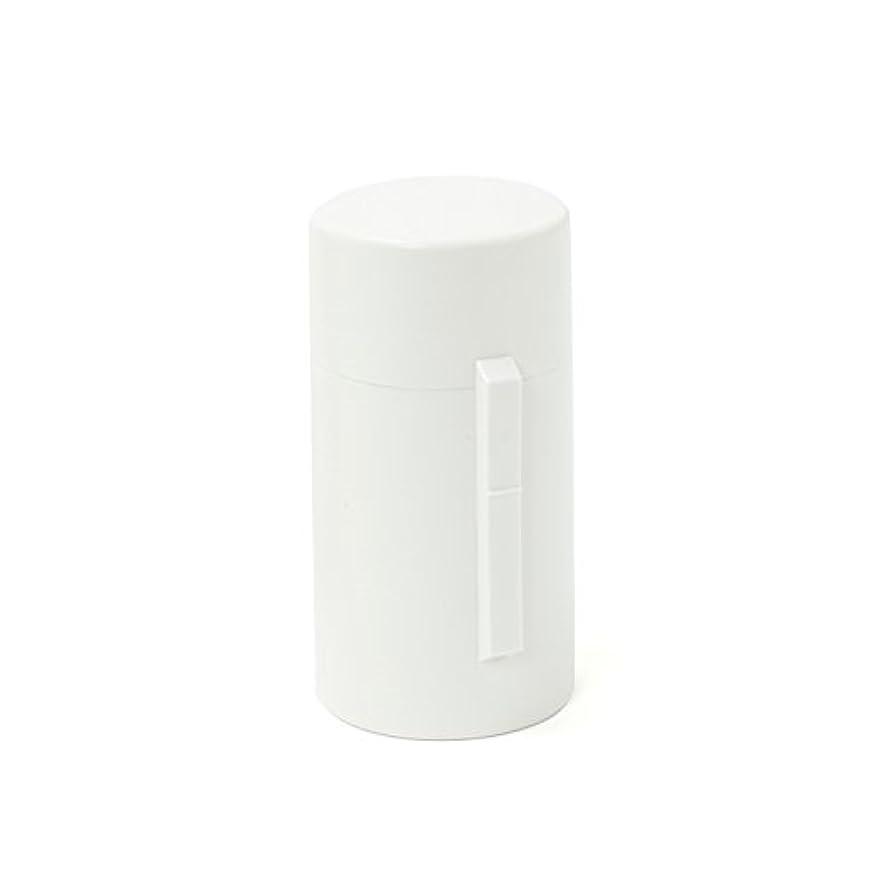 ミニチュアくぼみリットル電池式香炉 ひとたき香炉 こづつ 白