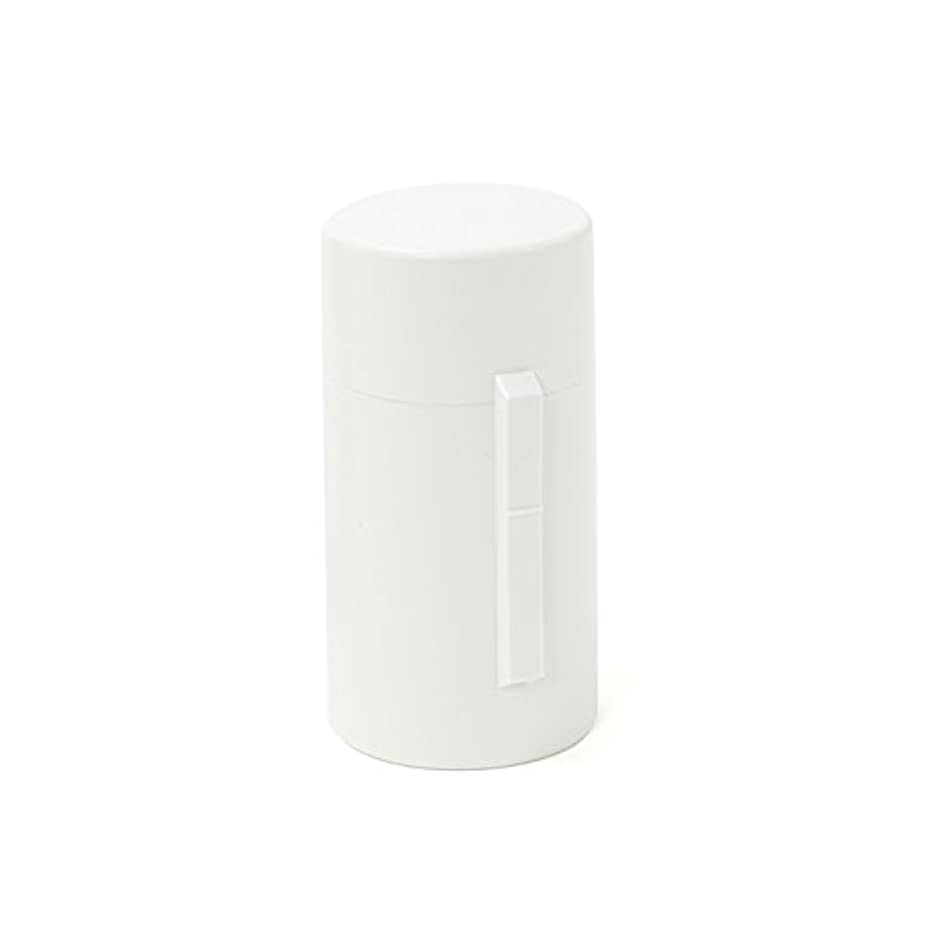 独立してピストル平衡電池式香炉 ひとたき香炉 こづつ 白