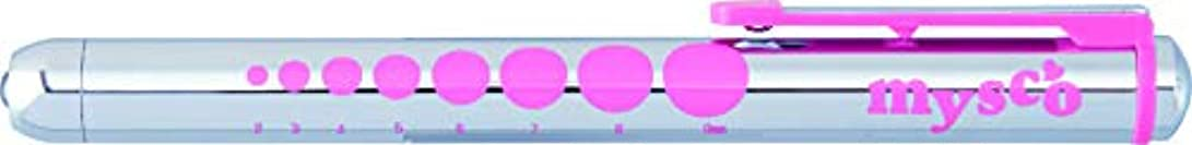 うがいベッドを作る必要性マイスコ ペンライト MY-NS0310PK(ピンク) ペンライト