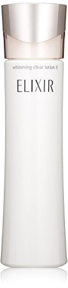 名目上の過半数流行エリクシール ホワイト クリアローション C 2 (しっとり) 170mL 【医薬部外品】