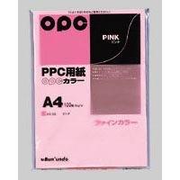 ファインカラーPPCファインカラーPPC(100枚入)【ピンク】 カラー335
